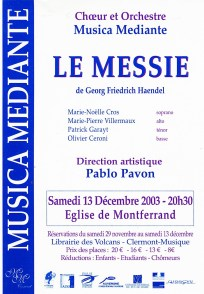 _4 - 2003-12-13 Concert Clermont-Ferrand Flyer
