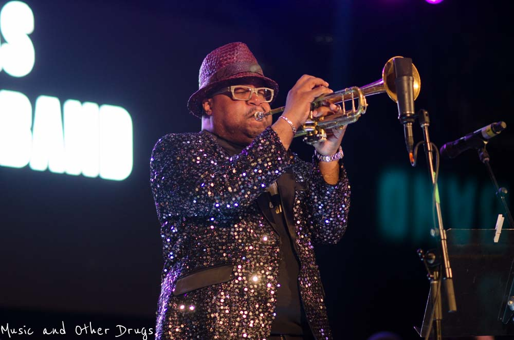 Grammy Award Winner Mr. Nicholas Payton on Trumpet