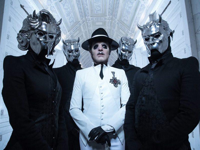 Ghost Unveil Carpenter Brut's Remix For