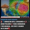 """En vivo """"🚨🌀HURACAN IOTA, CATEGORÍA 4 📣GRAN PELIGRO📣 PARA HONDURAS Y NICARAGUA,  EN VIVO Y SISMOS 16/11/2020🔴"""""""