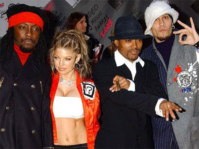 1358f34ffdfab The Black Eyed Peas are currently working on a new album to follow up their  four million-selling 2005 CD