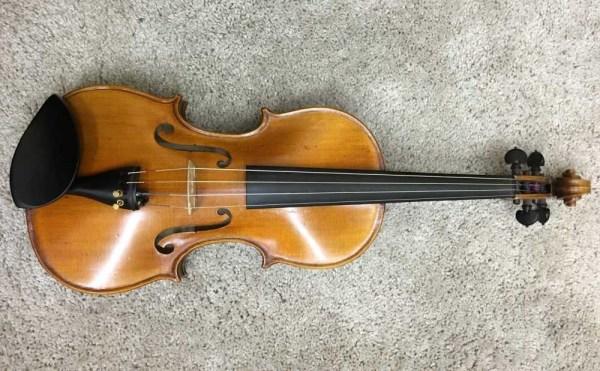 Ventas Violin Antiguo Y Accesorios Instrumentos Musicales