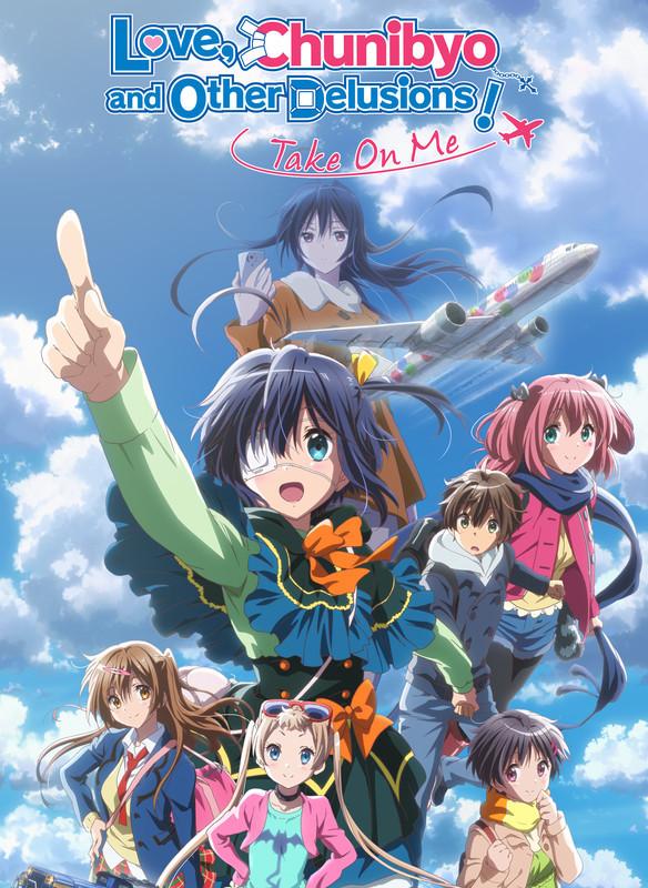 Love Chunibyo & Other Delusions Anime Order : chunibyo, other, delusions, anime, order, Love,, Chunibyo, Other, Delusions!, -take, (english, Version), Microsoft, Store, En-AU