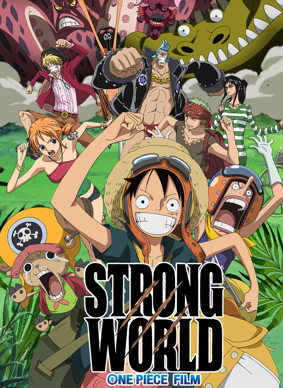 One Piece: Strong World : piece:, strong, world, Piece, Film:, Strong, World, Microsoft, Store