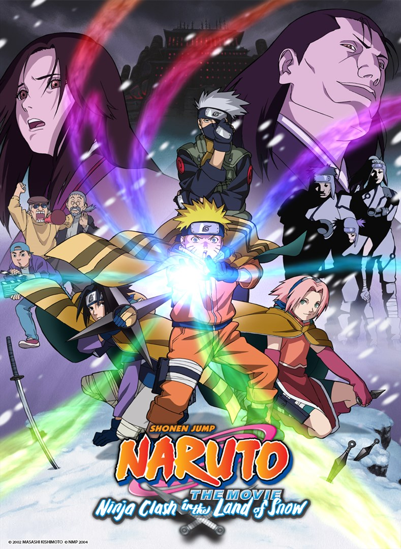 buy naruto the movie