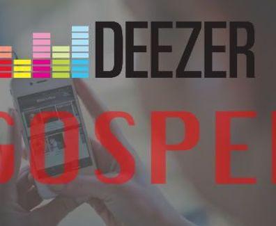 playlist gospel deezer