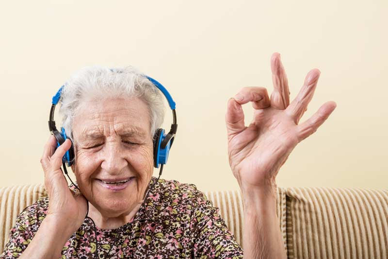 Communicating Beyond The Disease: Music Therapy For Alzheimer's And Dementia Patients
