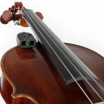 DAddario ns micro violin tuner