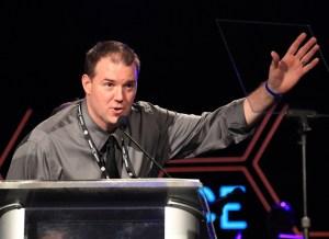 Chris Nighman, jefe de productos para Estados Unidos de Audio-Technica