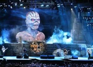 Iron Maiden presenta The Book of Souls