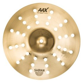 "12"" AAX Aero Splash acabado brillante"