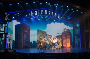 Symphony of the Seas Hairspray