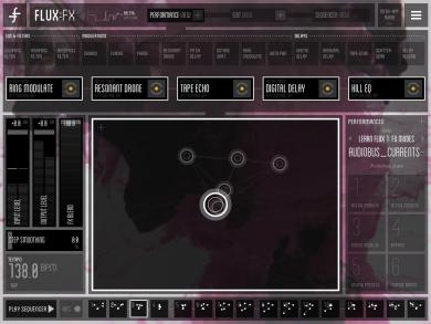 flux fx performance view