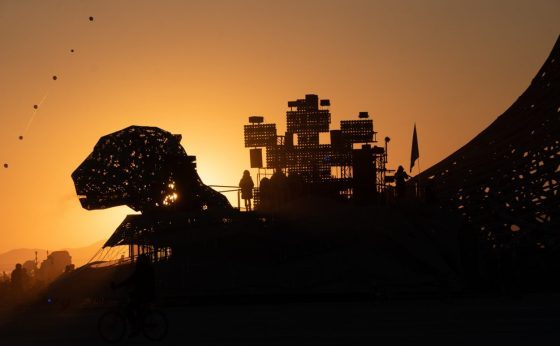 Jaguara Burning Man