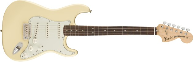 Albert Hammond Jr Signature Stratocaster