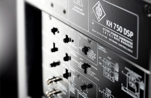 x desktop Neumann KH DSP detail