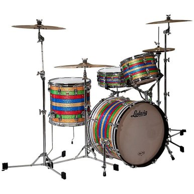 PC Salesman Kit en Classic Maple de Ludwig Drums