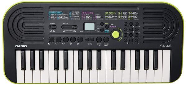 teclado CASIO 46