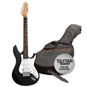 Guitarra eléctrica Cort X250 BK