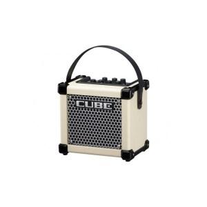 amplificador roland micro cube gx white