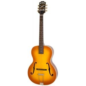 Guitarra acústica epiphone masterbilt olympic honey busrt