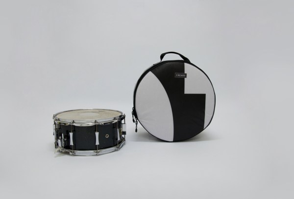 snare drum bag from handcrafted drum set bag by music bags.crea-re.com