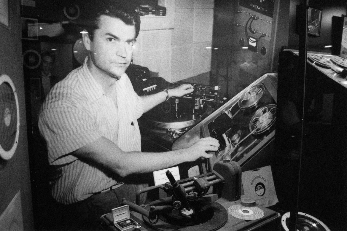 Sam Phillips, founder of Sun Records