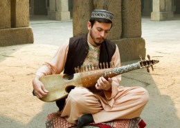 Classical Rubab Music from Kabul