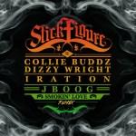 STICK FIGURE – SMOKIN' LOVE ft. COLLIE BUDDZ, J BOOG, IRATION, & DIZZY WRIGHT (REMIX)