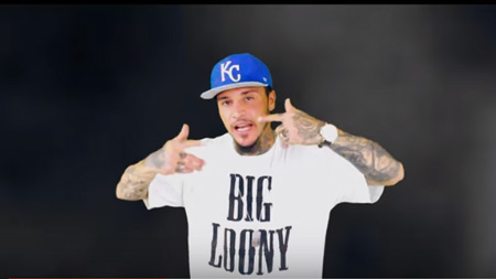 big loony music video