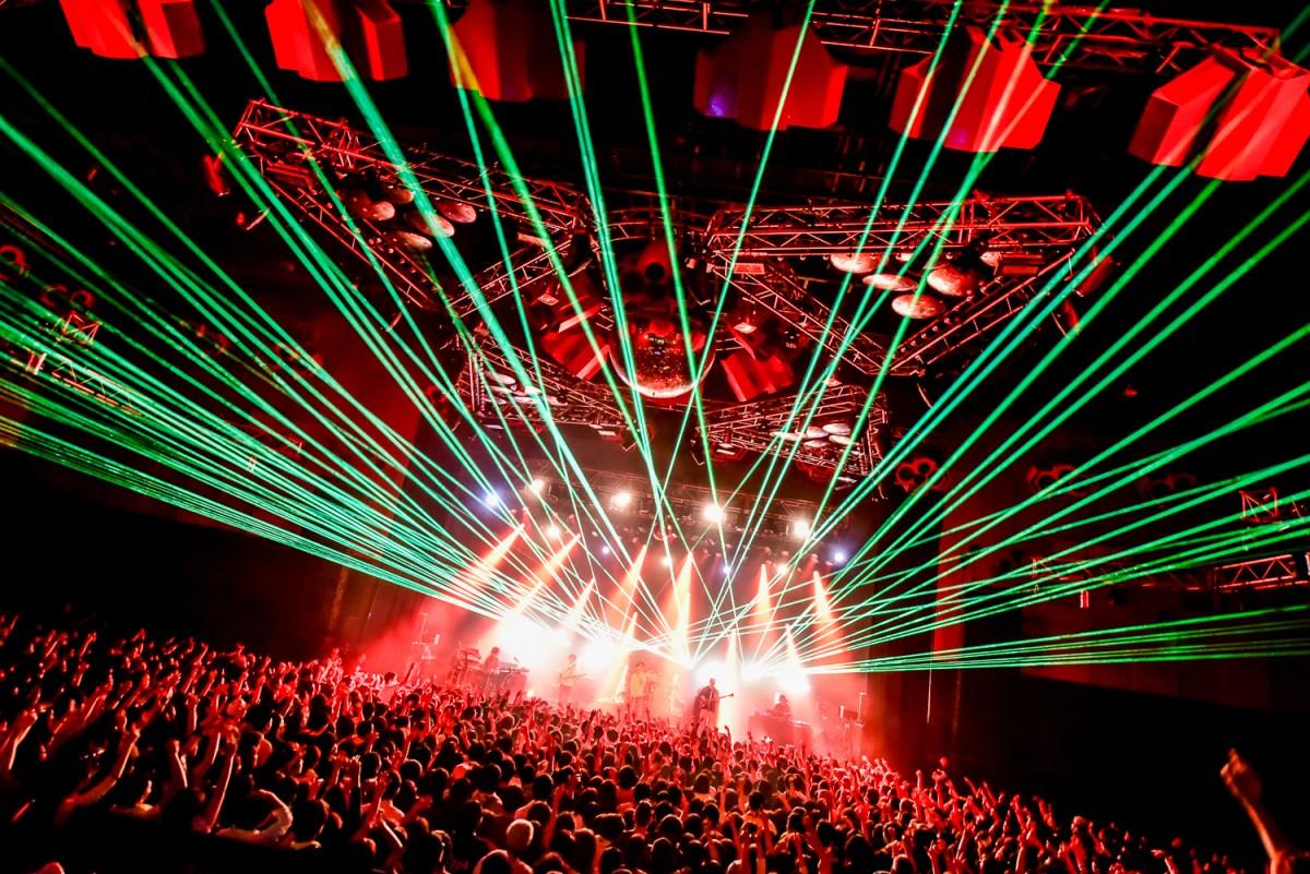 Suchmosが全国ツアーファイナル公演で 新レーベル『F.C.L.S.』 ローンチを発表!
