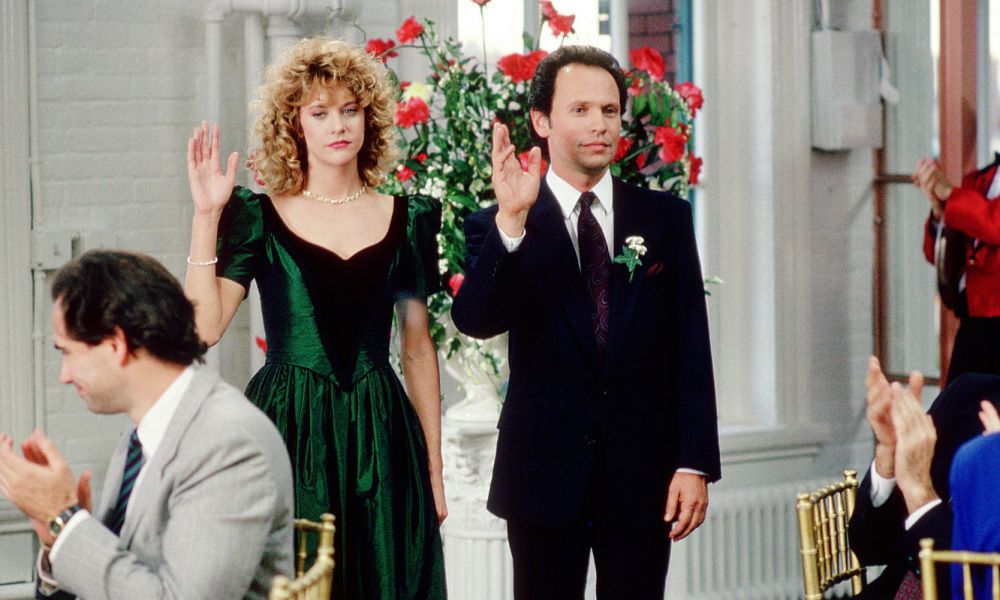 Valentines Day With When Harry Met Sally Music Box Theatre