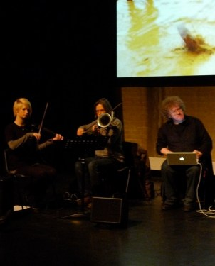 Phill Niblock and other events on the 16th of March 2011