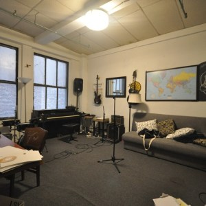 Room 1107- The Music Building, NYC Rehearsal Space