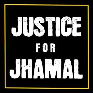 #JusticeForJhamal Sticker