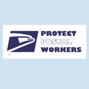 USPS Sticker