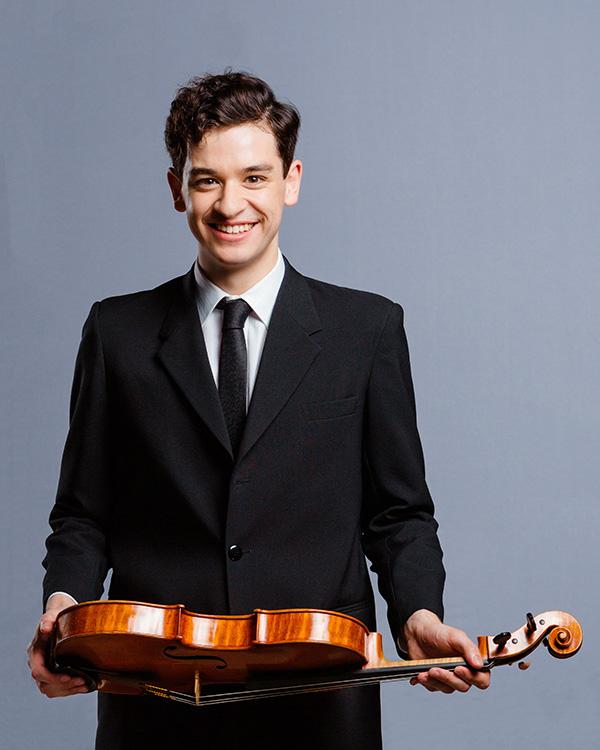 Sydney Symphony Orchestra Fellowship 2016: Nathan Greentree, Viola