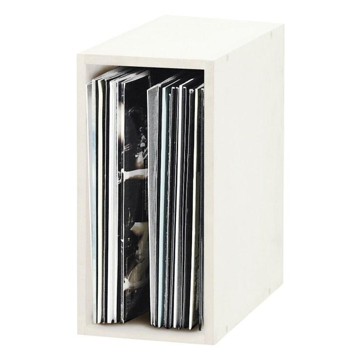 Glorious Record Box 55 White 1