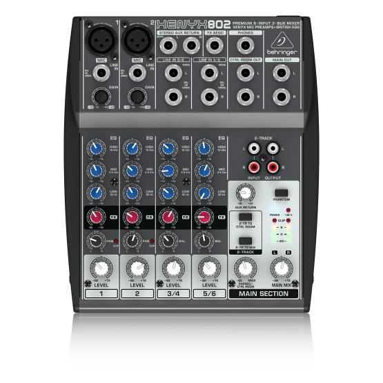 Behringer XENYX 802