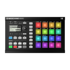 Native Instruments Maschine Mikro Mk II (black)
