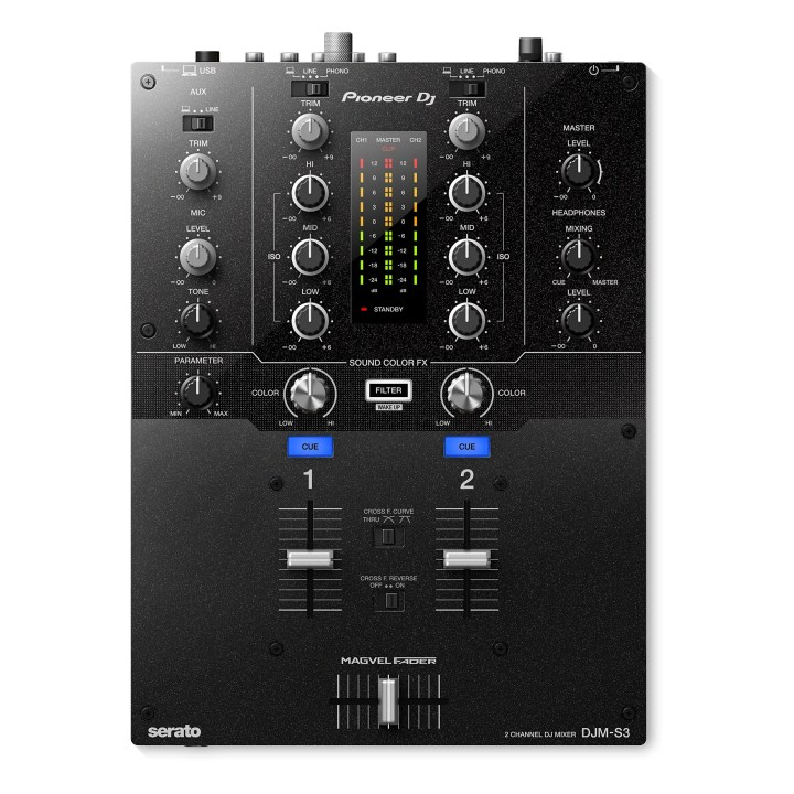 Pioneer DJM-S3 1
