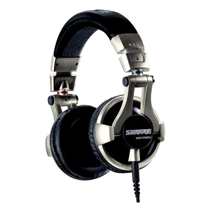 Shure SRH 750 DJ 1