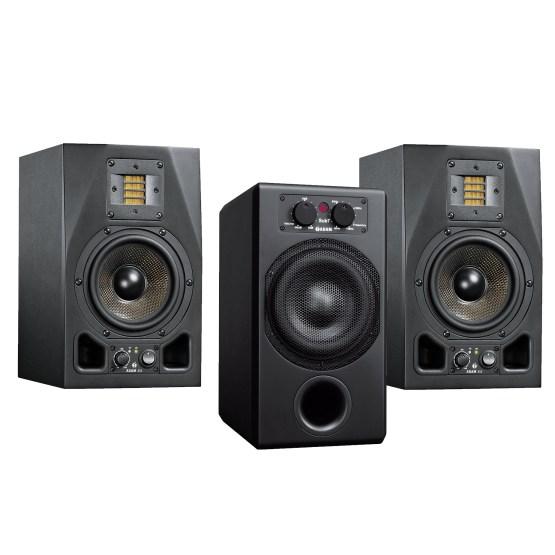 zestaw adam audio para a5x + sub7