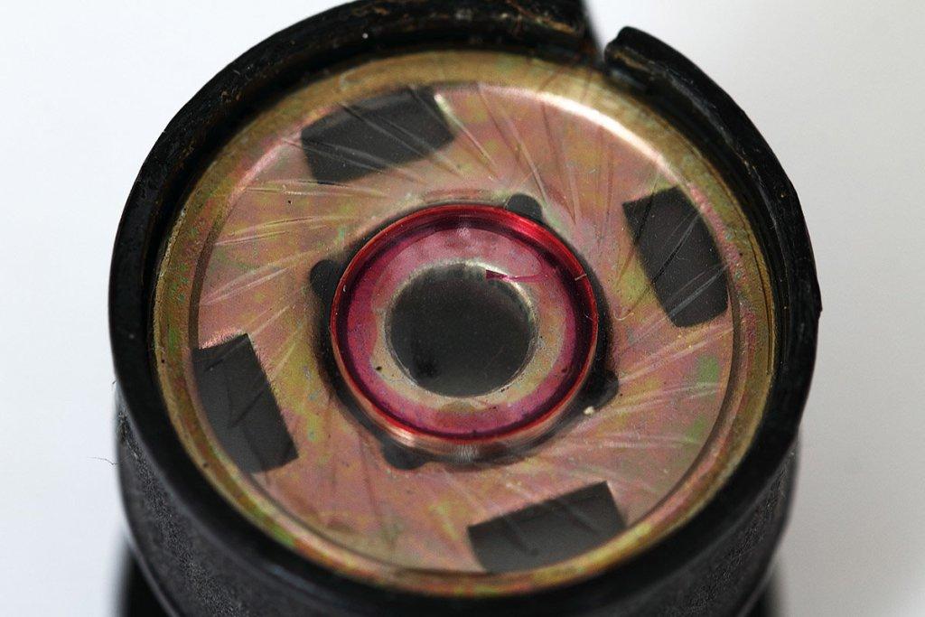 Mikrofon z ruchomą cewką
