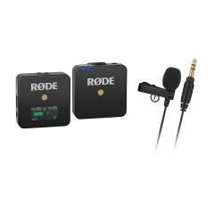 Rode Wireless GO + Lavalier GO