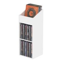 Glorious Record Rack 330 White