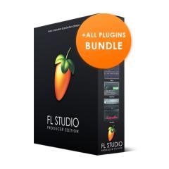 Image-Line FL Studio 20 All Plugin Bundle BOX
