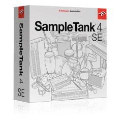 IK Multimedia SampleTank 4 SE