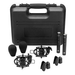 Warm Audio WA-84 Stereo Pair Black