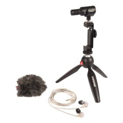 Shure MOTIV MV88 + Portable Video Kit